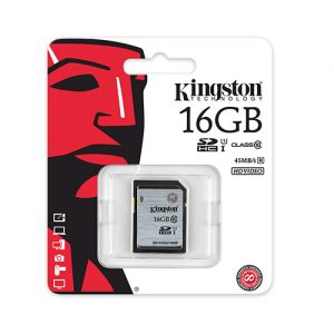 tarjeta-memoria-kingston-sd-clase-10-16gb