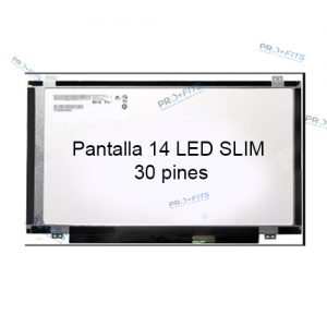 Pantalla Notebook 14 LED SLIM 30 pines