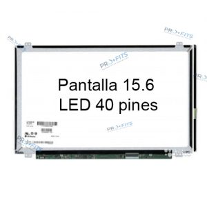 Pantalla Notebook 15.6 LED 40 pines